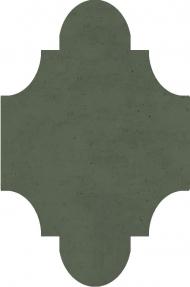 """Плитка Luxemix ручной работы в форме """"Фонарик"""". Цвет 7022"""