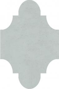 """Плитка Luxemix ручной работы в форме """"Фонарик"""". Цвет 7035"""