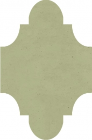 """Плитка Luxemix ручной работы в форме """"Фонарик"""". Цвет 7044"""