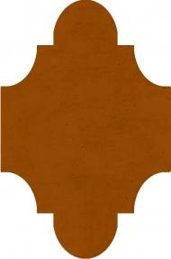 """Плитка Luxemix ручной работы в форме """"Фонарик"""". Цвет 8023"""