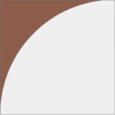 Квадратная цементная плитка ручной работы от Luxemix. Коллекция Simple. Арт.: sim_03