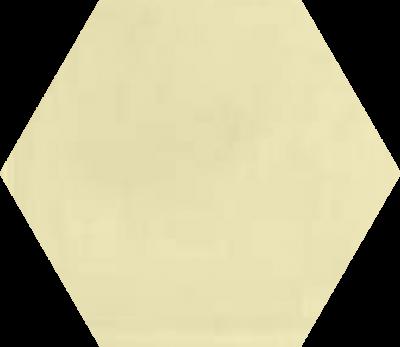 Однотонная шестиугольная плитка Luxemix ручной работы. Цвет 1013.
