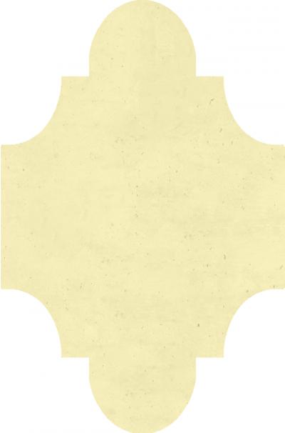 """Плитка Luxemix ручной работы в форме """"Фонарик"""". Цвет 1013"""