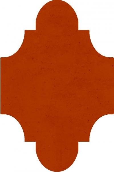 """Плитка Luxemix ручной работы в форме """"Фонарик"""". Цвет 2001"""