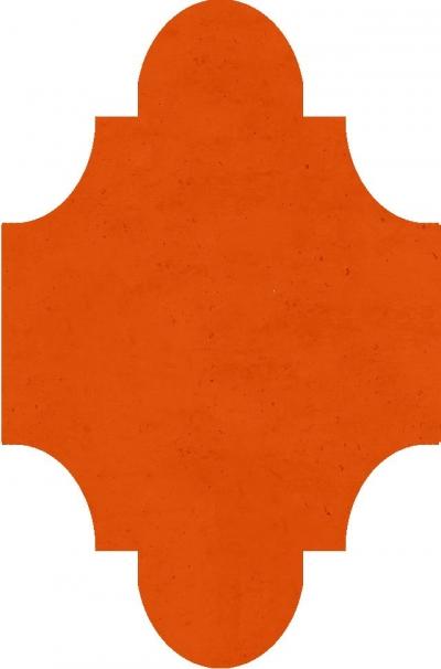 """Плитка Luxemix ручной работы в форме """"Фонарик"""". Цвет 2008"""