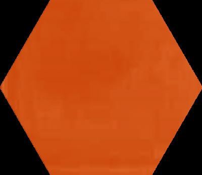 Однотонная шестиугольная плитка Luxemix ручной работы. Цвет 2008.