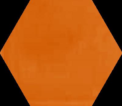 Однотонная шестиугольная плитка Luxemix ручной работы. Цвет 2011