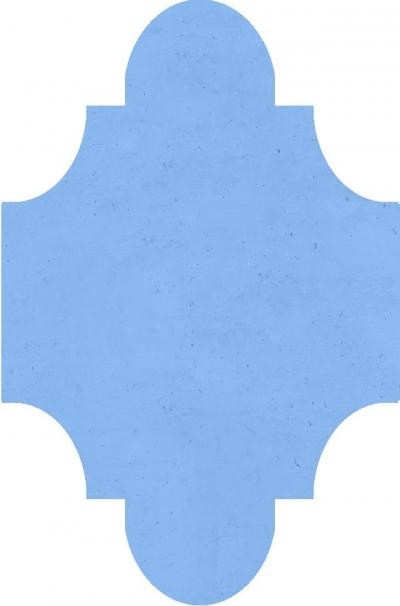 """Плитка Luxemix ручной работы в форме """"Фонарик"""". Цвет 2507030"""
