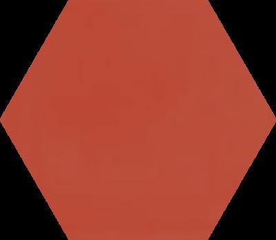 Однотонная шестиугольная плитка Luxemix ручной работы. Цвет 3022