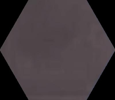 Однотонная шестиугольная плитка Luxemix ручной работы. Цвет 3603005