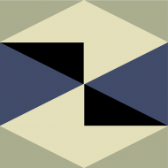 Цементная плитка Luxemix. Коллекция Geometry. Арт.: geo_16
