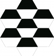 Коллекция Hexagon. Арт.: hex_05c1