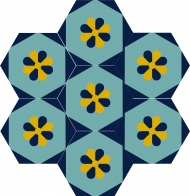 Коллекция Hexagon. Арт.: hex_08c3
