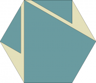 Коллекция Hexagon. Арт.: hex_14