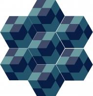 Коллекция Hexagon. Арт.: hex_17c3