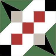 Цементная плитка Luxemix. Коллекция Vintage. Арт.: vin_11